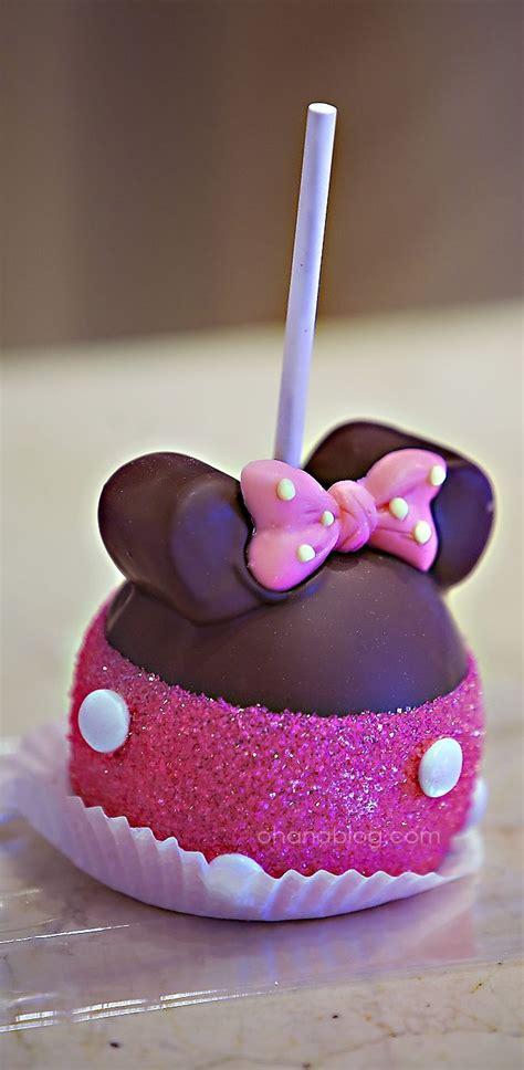 Disneyland Food Disney Treats Minnie Mouse Candy