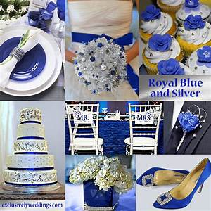 blue wedding color five perfect combinations With blue and silver wedding ideas