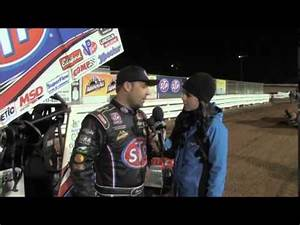World of Outlaws STP Sprint Car Series Victory Lane from ...