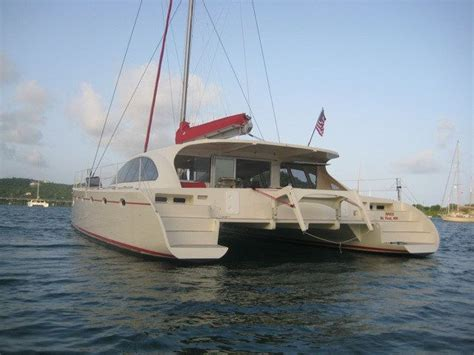 Catamaran Boat Plans by 46 Best Multihull Wooden Boat Plans Images On
