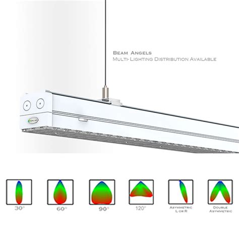 Li Led Flashlight Diagram by 1 5m 48w 30 186 3000k Led Linear Low Bay Sanli Led Lighting