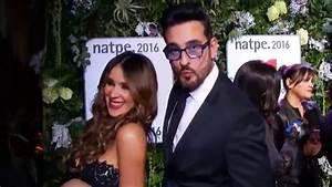 Catherine Siachoque y Miguel Varoni alfombra roja Natpe ...