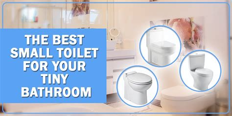 Best Compact Toilets Review Of 2018 Space Savers For