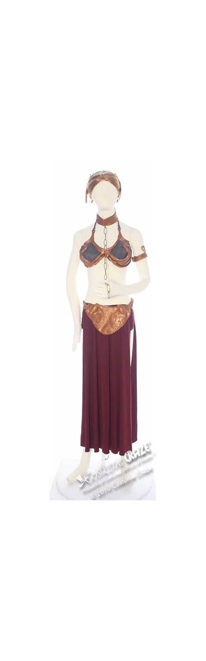 Slave Leia Costume Princess Costumes Wars Star