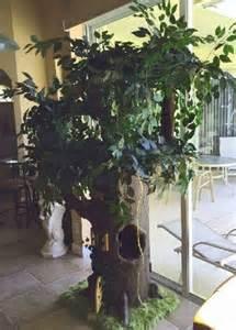 cat tree that looks like a tree cat trees that look like trees hiddenhollowcattrees