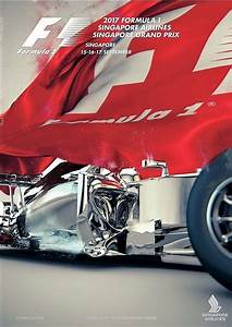 Programme Grand Prix F1 : official race programme cover for singapore grand prix 2017 grand prix f1 art pinterest ~ Medecine-chirurgie-esthetiques.com Avis de Voitures