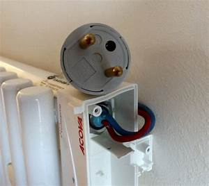 Thermostat Radiateur Electrique : remplacer un thermostat en panne par une prise horaire ~ Edinachiropracticcenter.com Idées de Décoration
