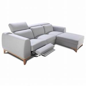 Arezzo corner modular sofa with ottoman sofas 2963 for Modular sectional sofa with ottoman