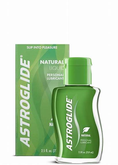 Natural Astroglide Liquid Lube Lubricant Tips Very