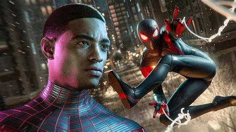 spider man miles morales performance review ps  ps