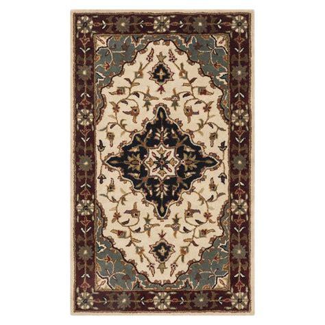 safavieh rugs on sale safavieh heritage ivory area rug lowe s canada