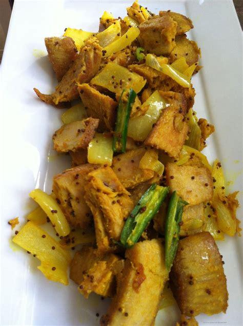 thon cuisine vindaye de thon mauricien recette cuisine ile maurice
