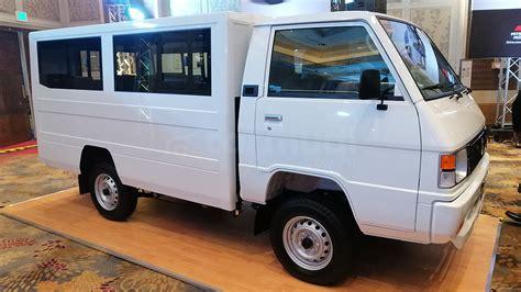 Review Mitsubishi L300 by Mitsubishi Ph To Bring Back Mitsubishi L300 Carmudi