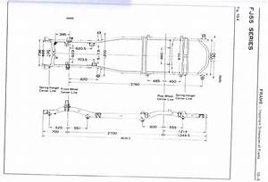 U0026 39 76 Fj55 Frame Dimensions And Wiring Diagram