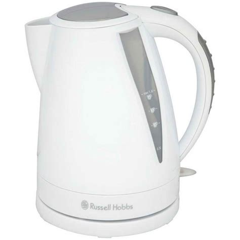 Russell Hobbs 15075 Buxton Cordless Electric Kettle White