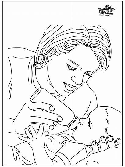 Mother Coloring Pages Mom Colouring Mama Funnycoloring