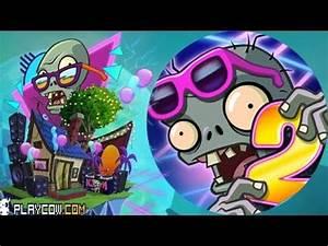 Plants vs Zombies 2 New Update 3 8 1 Neon Mixtape Tour 08
