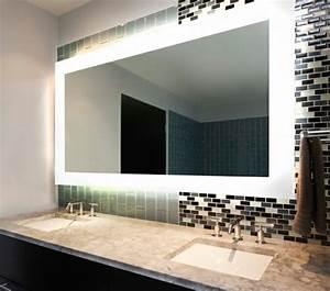 Idées d' éclairage de miroir pour la salle de bain