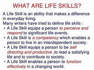 Life skills lecture by amanjit dhillon