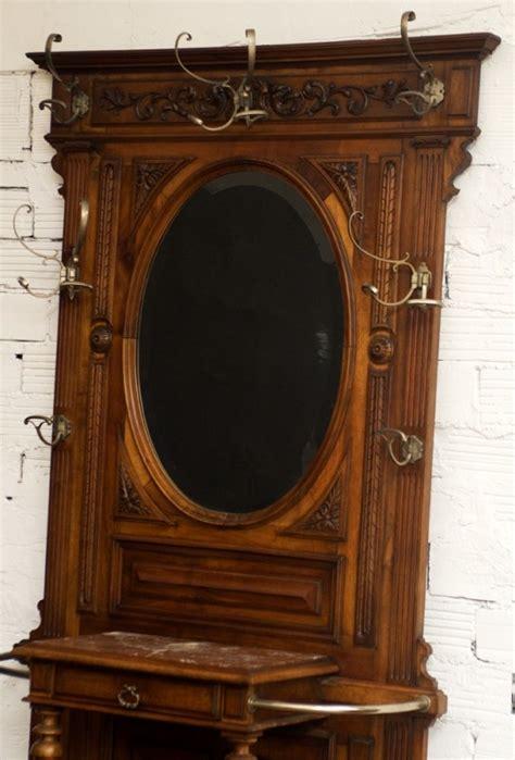 porte manteaux mural ikea antique vintage clothes rack coat stand hook peg henri ii style