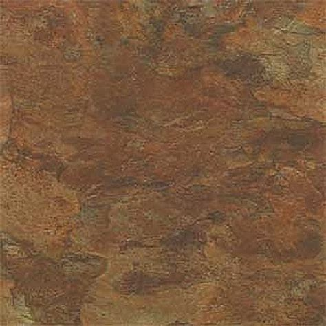 home dynamix 1411 vinyl tile 12 by 12 inch brown
