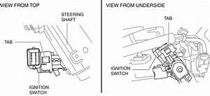 mazda 3 service manual ignition switch removal With the key to switch the ignition and using a momentary switch to start