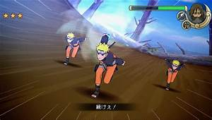 Naruto Shippuden Ultimate Ninja Impact New Screenshots