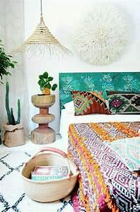 45, Bohemian, Style, Home, Decor, Ideas