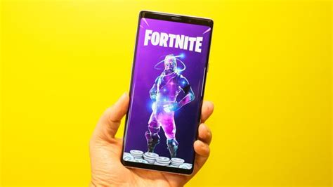 screen record fortnite   games  samsung