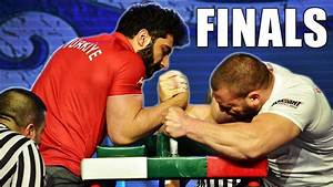 Right Hand Finals