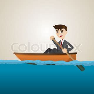 Sinking Boat Surrounded By Sharks by Surrounded By Sharks Investment Concept Vector