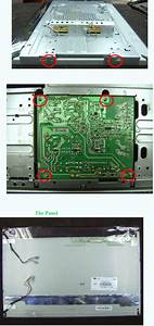 Schematic Diagram  How To Disassemble Dell E1909 19 U201d Lcd