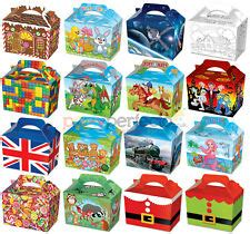 childrens party boxes ebay