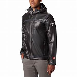 Columbia Titanium Outdry Ex Stretch Hooded Shell Jacket