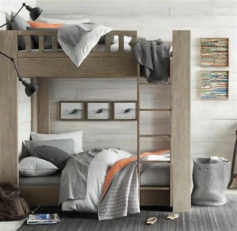 chambre ado avec lit mezzanine la chambre moderne ado 61 intérieurs pour filles et pour garçons