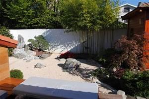Jardin Japonais Interieur : jardin d 39 ext rieur ~ Dallasstarsshop.com Idées de Décoration