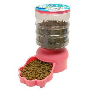 cat food dispenser automatic pet cat feeder bowl auto food dispenser 2l