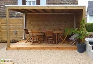 Abri De Bois : abri de jardin bois exterior 400x300x230 gardival ~ Melissatoandfro.com Idées de Décoration