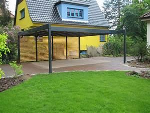 Dachbelag Für Carport : galerie kubus stahl carport carport nord carport hamburg ~ Michelbontemps.com Haus und Dekorationen