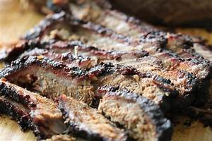 Easy Smoked Brisket  Beef Brisket