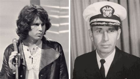 famous musicians  military dads
