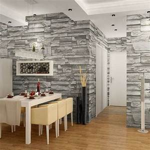 Tapisserie 4 Murs : papier peint 4 murs cuisine 7 papier peint imitation ~ Zukunftsfamilie.com Idées de Décoration