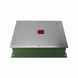 Wiremold legrand rfb9 og a v four compartment nine gang on for 4 compartment floor box