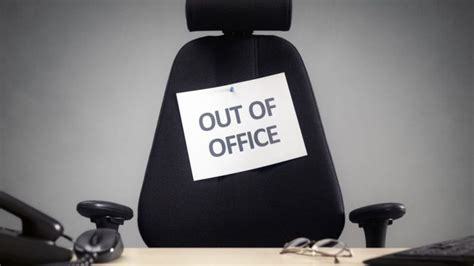 Out Of Office by Pic Creates The Most Honest Automatic Out Of