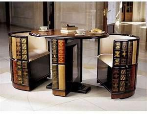 Meuble Pour Petit Espace : 13 id es de meubles avoir pour optimiser l 39 espace dans ~ Premium-room.com Idées de Décoration