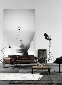 Accrocher Photos Au Mur Sans Abimer : comment accrocher un tableau au mur les r gles d 39 or ~ Zukunftsfamilie.com Idées de Décoration