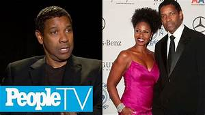 Denzel Washington On His Kids Working In Hollywood, Almost ...