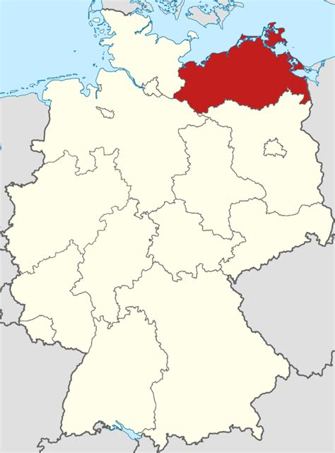 File:Locator map Mecklenburg-Vorpommern in Germany.svg ...