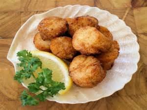 Fried Scallops Recipe