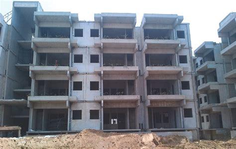 precast technology   cost housing schemes  india